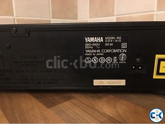 YAMAHA COMPACT DISC PLAYER | ClickBD large image 3