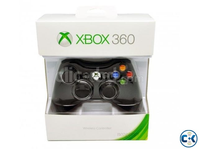 XBOX 360 wireless controller | ClickBD large image 0