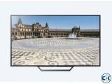 SONY 55 inch W650D SMART TV