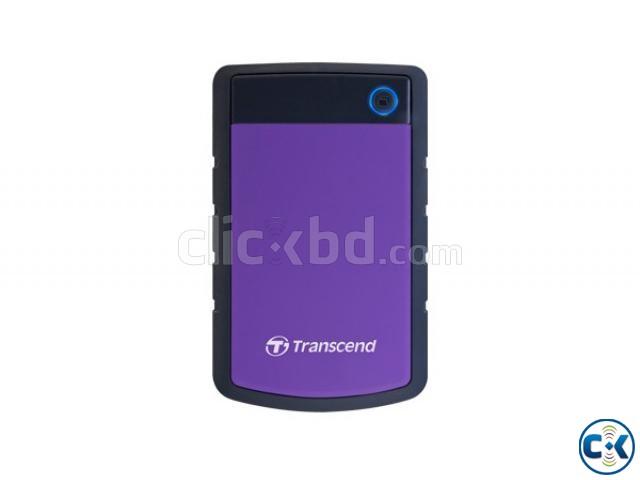 Transcend J25H3P 3TB USB 3.0 Portable Hard Disk | ClickBD large image 0