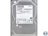 Toshiba 1TB SATA Desktop HDD