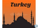 TURKEY TOURIST VISA GUARANTY