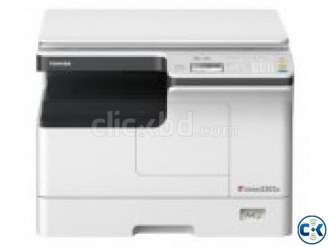 Toshiba e-Studio 2303A MFP Digital Compact Copier Machine | ClickBD large image 0