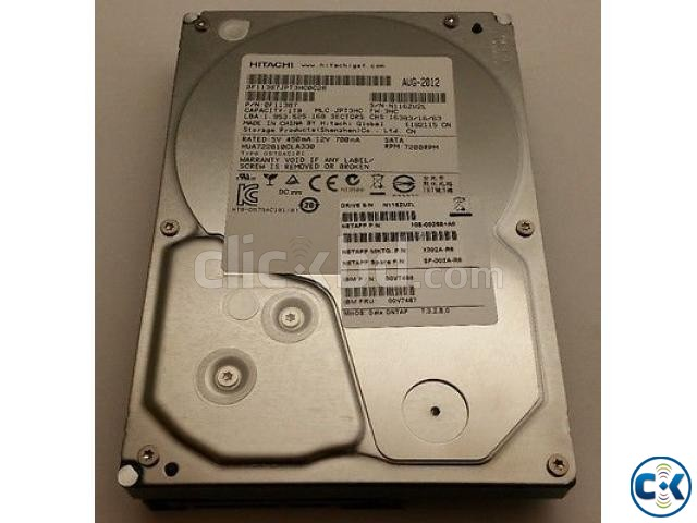 Internal Hitachi 1TB Hard Drive Used only 6 month Came From | ClickBD large image 0