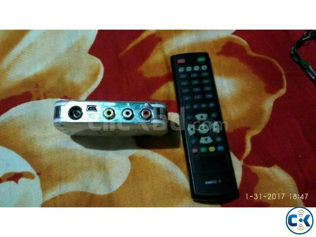 Gadmei USB TV Card For Sell | ClickBD large image 0