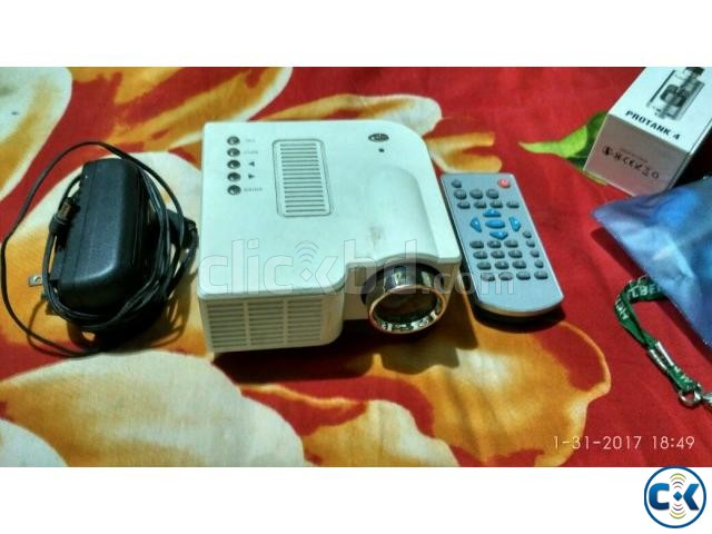 Mini Projector for sell | ClickBD large image 0