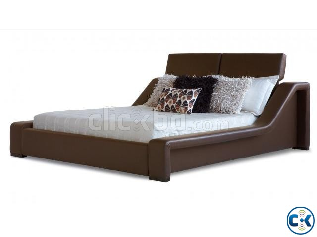 Semi box bed model-2017-811 | ClickBD large image 0