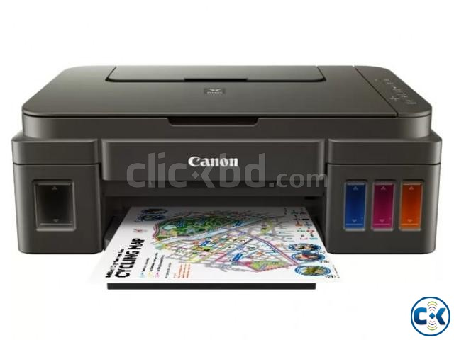 Canon Pixma G2000 All-In-One InkJet Printer | ClickBD large image 0