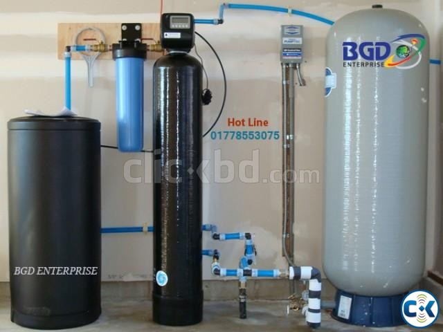 Whole House Water Treatment Plant | ClickBD large image 0