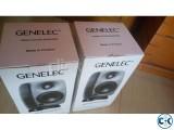 Genelec Speakers 8020c Active Monitor