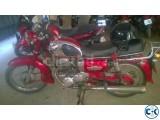 Honda Roadmaster 200CC
