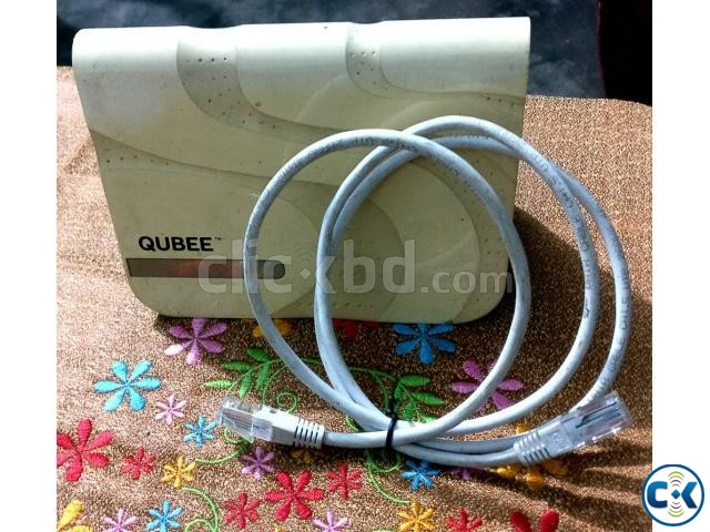 Qubee wifi tower Modem with 50 GB data | ClickBD large image 0