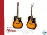 Brand New Chord guitars EQ