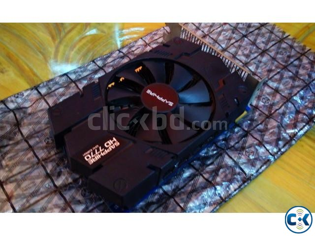 Sapphire Radeon HD 7770 1 GB GDDR5 OC Edition Graphics Card | ClickBD