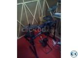 Practice pad recording studio maker BD