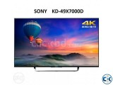 SONY BRAVIA 49X7000D Best LED 4K ANDROID TV
