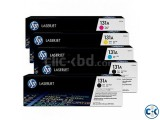 HP 131A SET LaserJet Toner Cartridge CMYKK SET-HP-131A