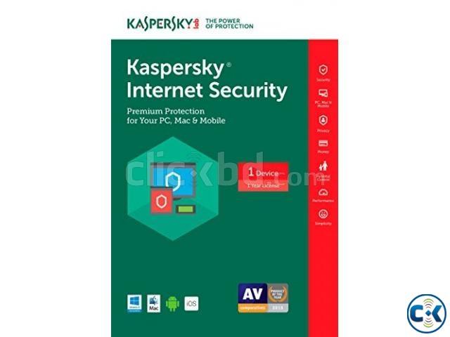 Kaspersky Internet Security 2017 1 User | ClickBD large image 0