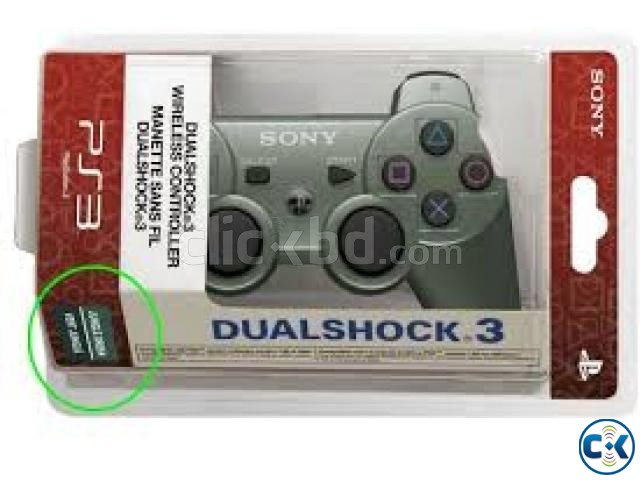 PS3 wireless controller Brand new best price in Bd | ClickBD large image 2