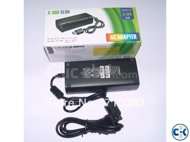 Xbox one power Adopter 100-240V | ClickBD large image 2