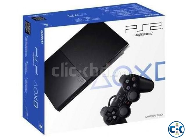 PS2 Console full fresh with warranty | ClickBD large image 0