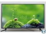 40 inch SAMSUNG  4K LED TV JU6000