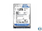 WD Scorpio Blue 1TB Notebook Hard Drive