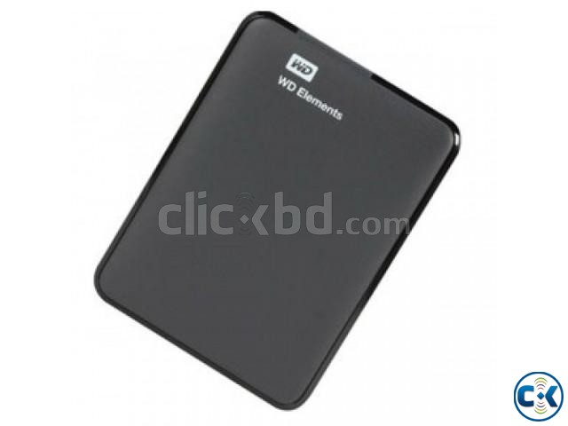 Western Digital Elements 1TB Portable HDD | ClickBD large image 0