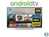 TV LED 49'' SONY X7000D UHD 4K Smart TV