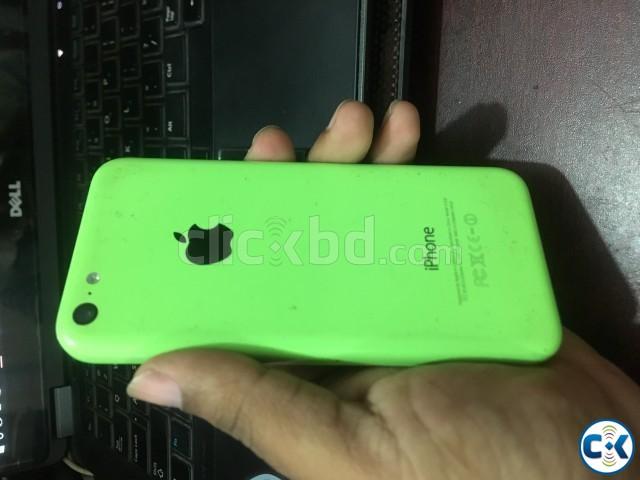 Apple iPhone IPhone 5c 16gb Original | ClickBD large image 0