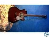 Hobner FT-235 Acoustic Guitar