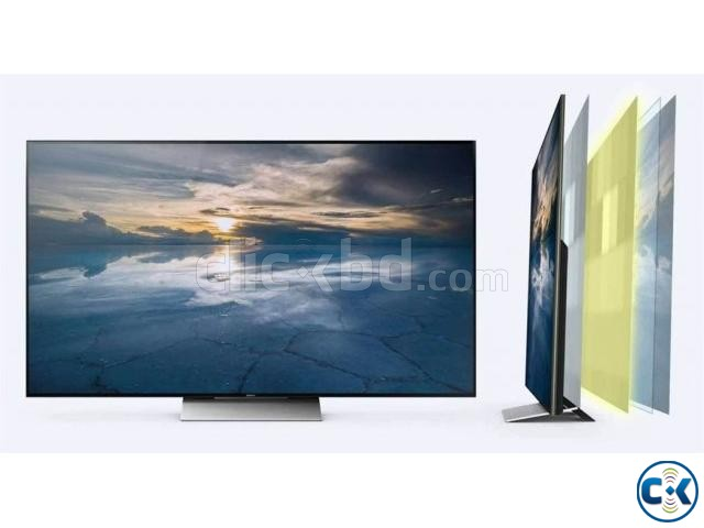 55 X8500D SONY BRAVIA 4K Ultra HD HDR LED Smart TV | ClickBD
