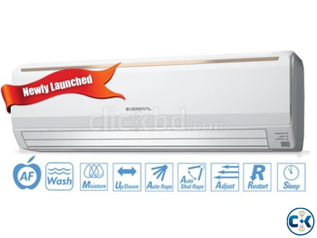 O General Split Air Conditioner 2-Ton 250 Sqft 01765542332 | ClickBD large image 1