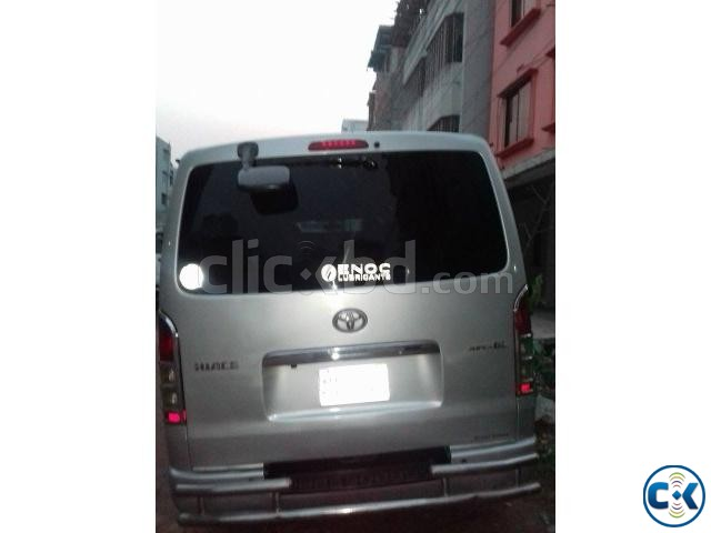 Hiace Supper-GL | ClickBD large image 2