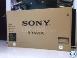 Sony 55X8500C 4K 3D with smart TV