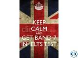 IELTS 7.0 Dhanmondi