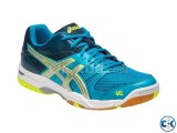 asics roket 7gel indoor running shoes