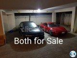 Mitsubishi Galant 2005 and MR2 1994 HARD TOP sports