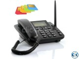 Huawei Sim card Supported Desk Phone set intact Box