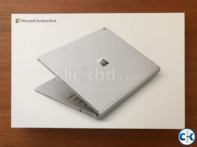 Microsoft Surface Book Laptop. | ClickBD large image 4