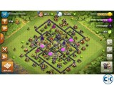 Clash of Clans COC max TownHall 9