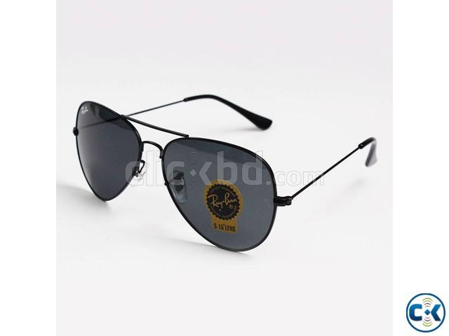 RB Black Glasses Black Frame AB0021 | ClickBD large image 0