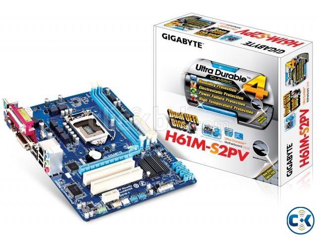 Exchange Gigabyte H61M-S2PV PC Upgrade | ClickBD large image 0