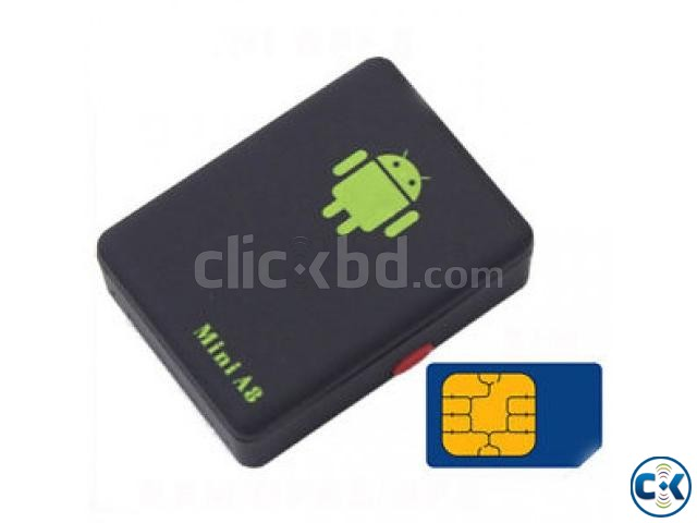 A8 sim device With GPS Tracker intact | ClickBD large image 0