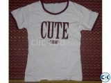 Boys Printed T-Shirt Stock Lot