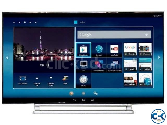40 Toshiba L5550 Full HDLED Android Smart TV 01960403393 | ClickBD large image 1