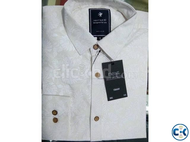 branded men s cotton shirts | ClickBD large image 0