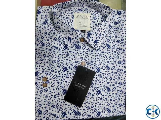 branded men s cotton shirts | ClickBD large image 1