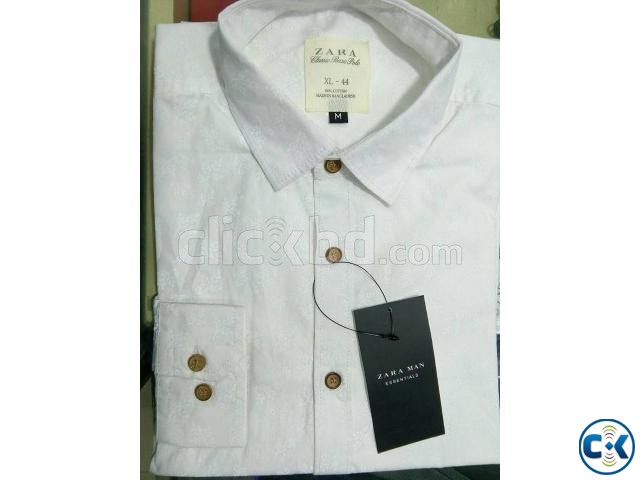 branded men s cotton shirts | ClickBD large image 2