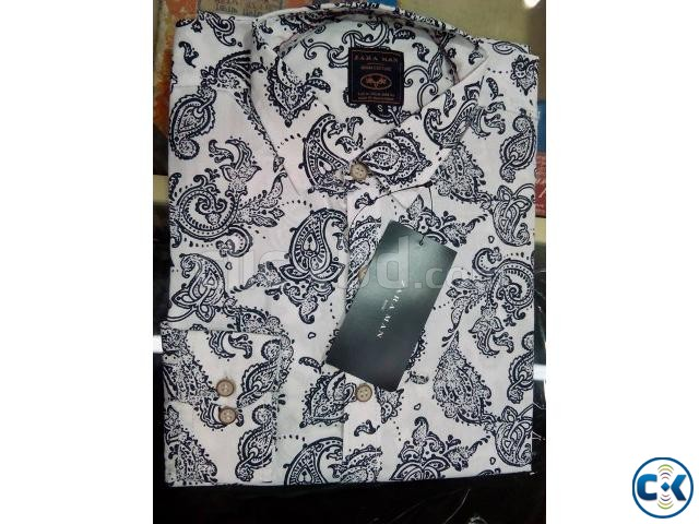 branded men s cotton shirts | ClickBD large image 3